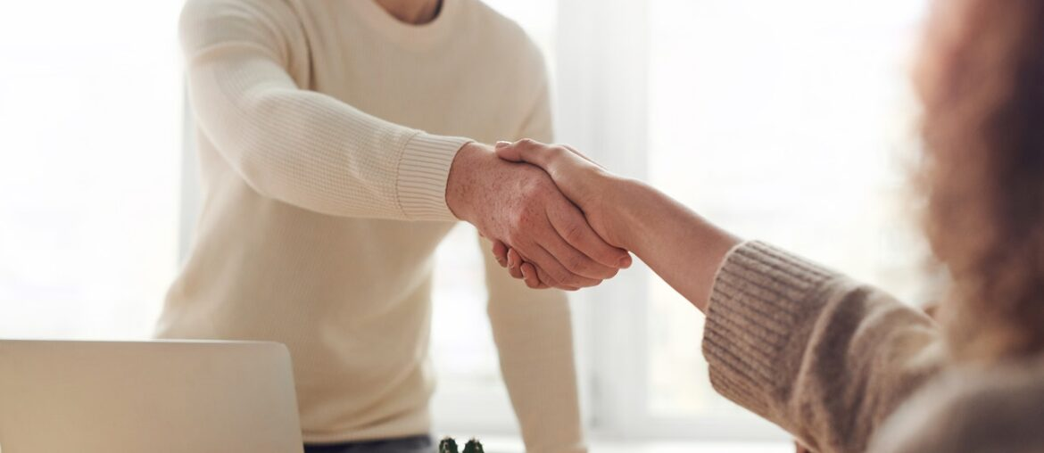 A man being able to become a better negotiator